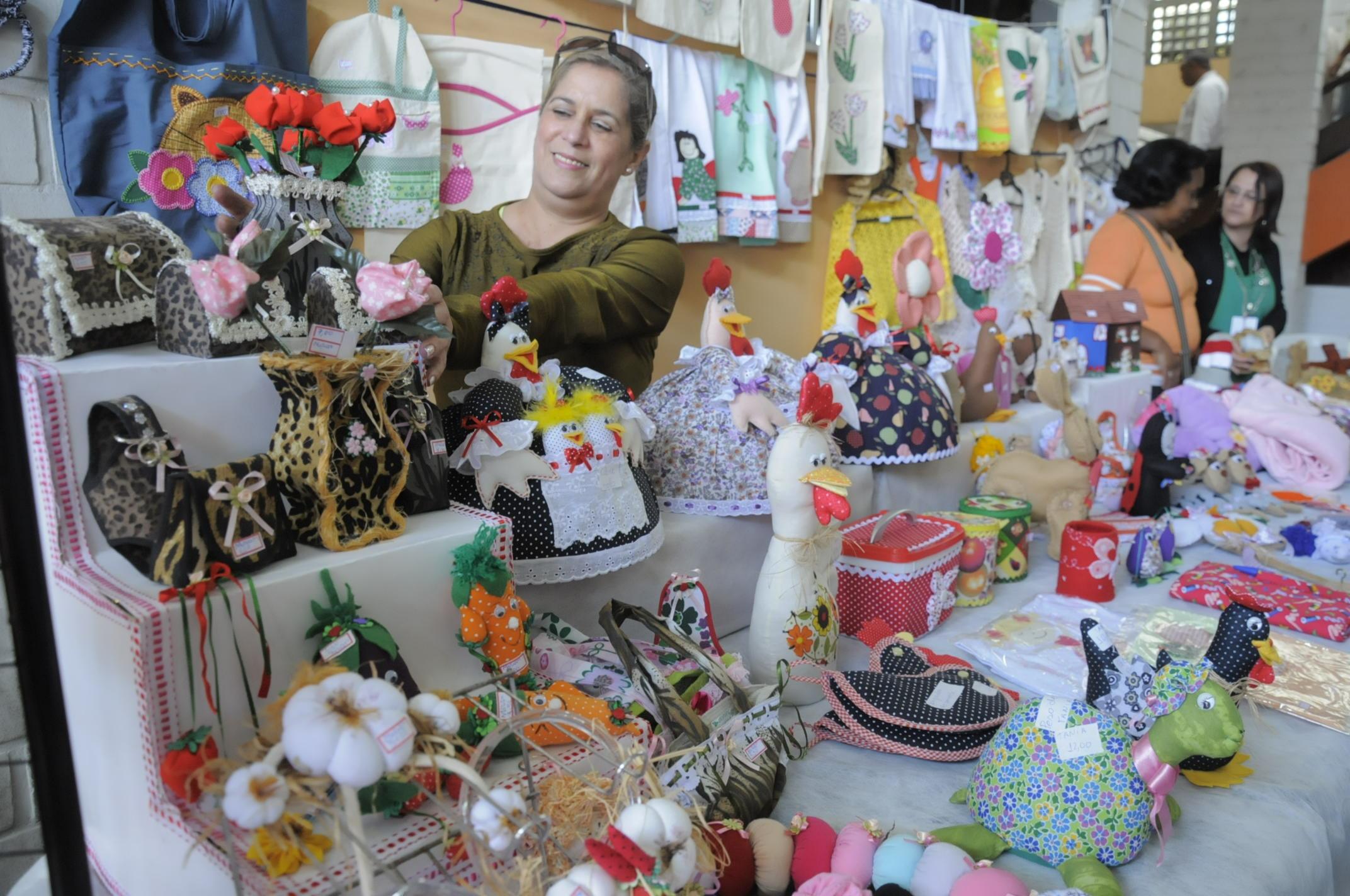 Adesivo Transdermico Reposição Hormonal ~ Nova Friburgo, RJ, realiza feira de artesanato a partir de