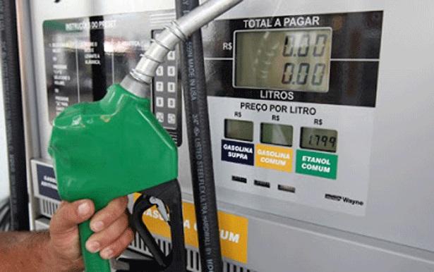 Resultado de imagem para redução da gasolina