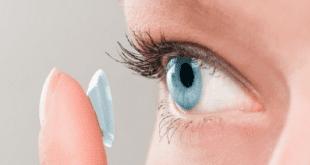 A Agência Nacional de Vigilância Sanitária (Anvisa) proibiu a venda e uso  de lentes de contato coloridas, ... d7e5da65b5