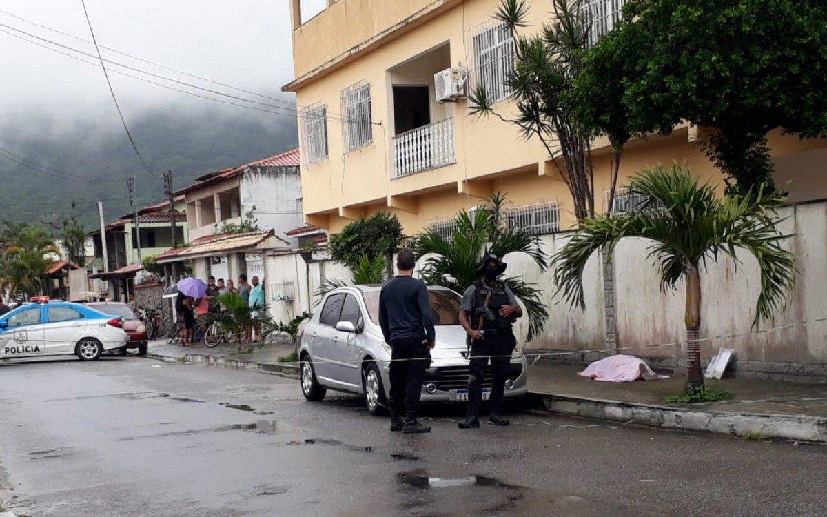 Aliada da família Cozzolino é morta em Magé - Rede TV Mais